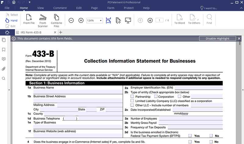 Irs form 843 download choice image standard form examples irs form 433 b fill it right the first time irs form 433 b instructions falaconquin falaconquin
