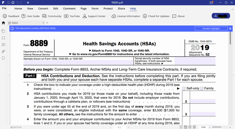 irs form 1040 filing instructions