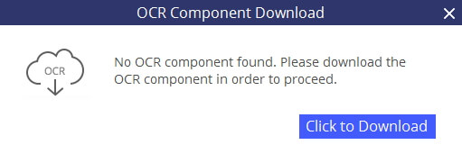 Download and Install OCR Plug-in