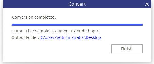 como abrir um pdf no powerpoint