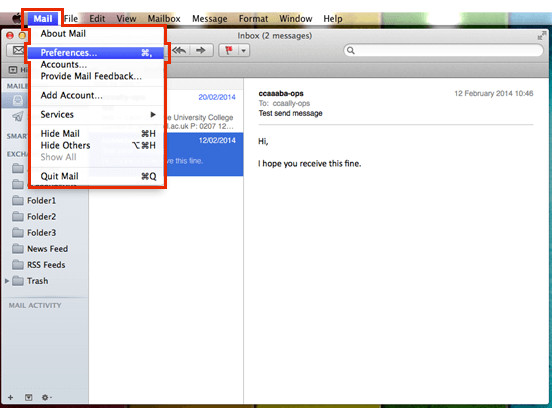 How to Add Signature in Mac Mail | Wondershare PDFelement