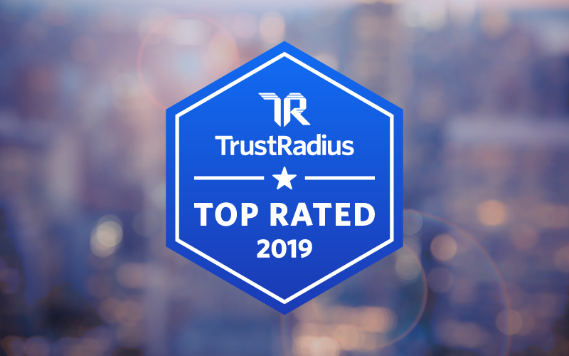 TrustRadius has awarded PDFelement as a Top Rated Document Management Systems for 2019