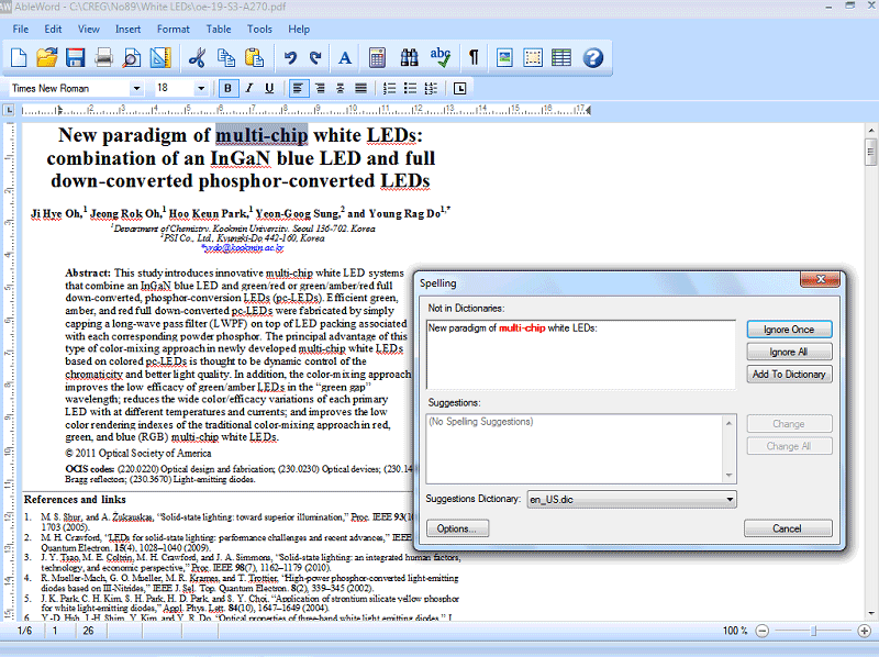 pdf editor für Windows
