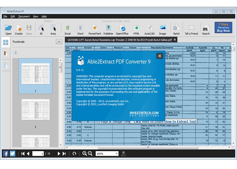 converti pdf in xml