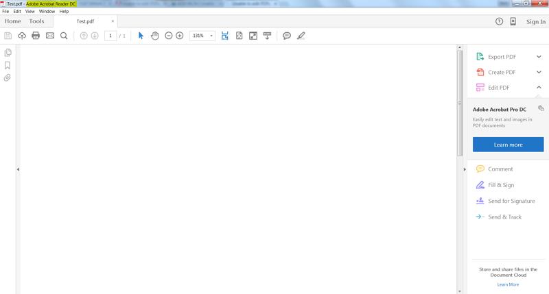 créer un tampon pdf personnalisé