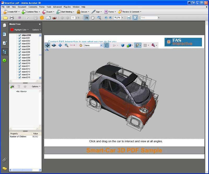 adobe pdf 3d viewer free download