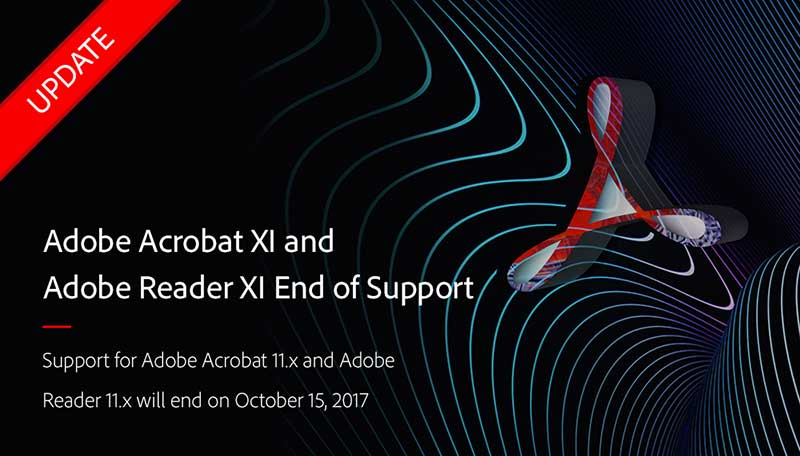 negative effects of adobe acrobat end of life