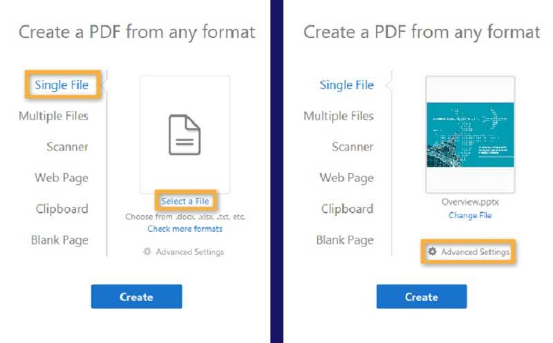 free adobe pdf creator