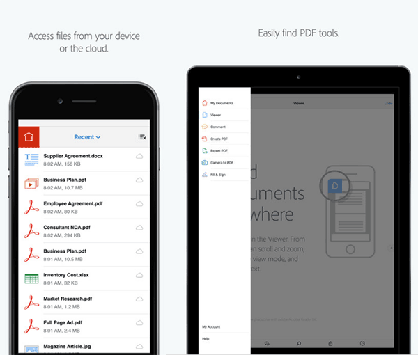 Top 5 Free Apps to Open PDF Files on Android and iOS Devices