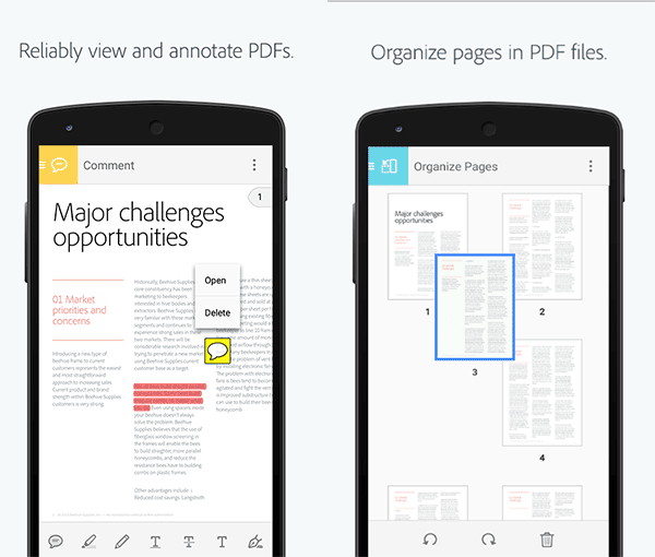 Best Free Andriod PDF App Download