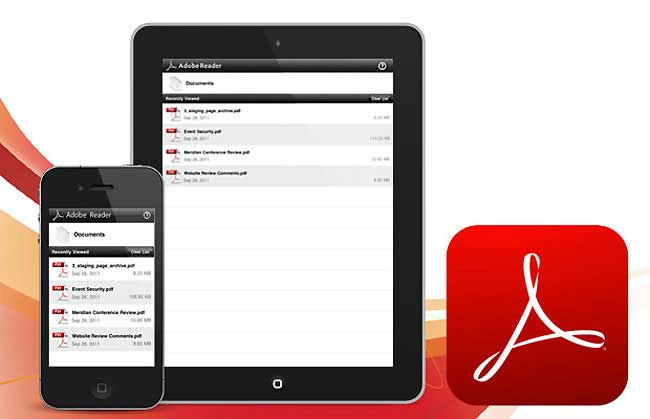 adobe reader free download for mobile