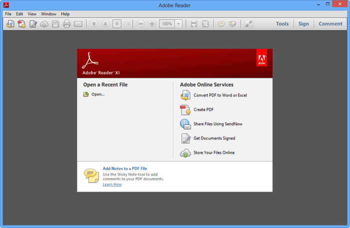 adobe epub reader