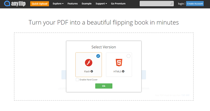 How to Convert PDF to Flipbook | Wondershare PDFelement