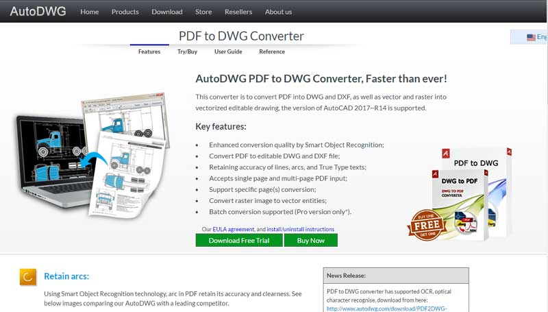 3 Best Free PDF to DWG Converters | Wondershare PDFelement