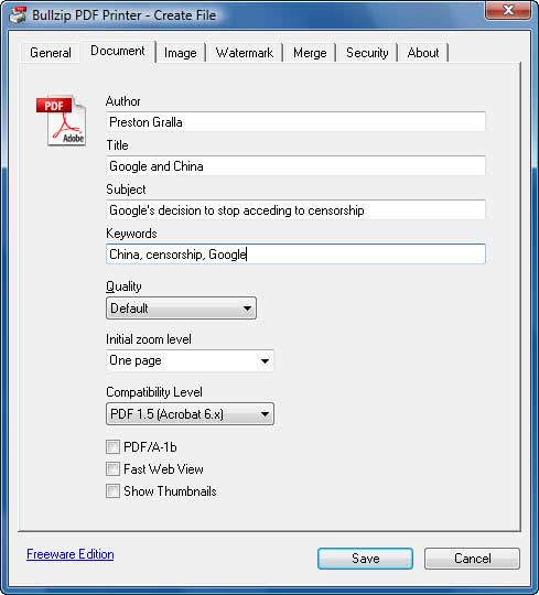 pdf drucker mac free download