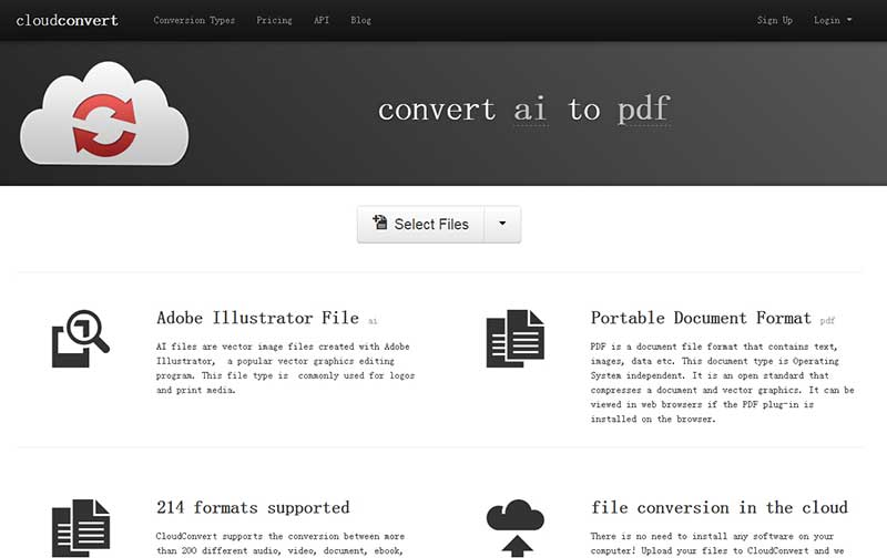 Upload Ai File How To Convert Ai To Pdf How You Edit A