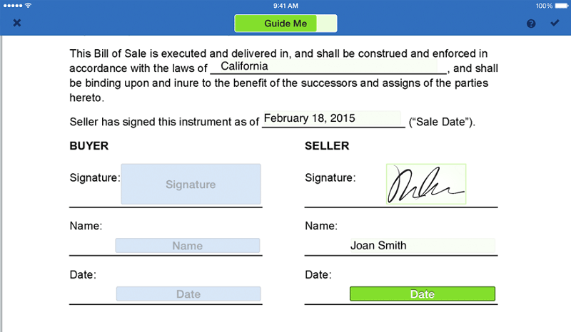 app to sign pdf