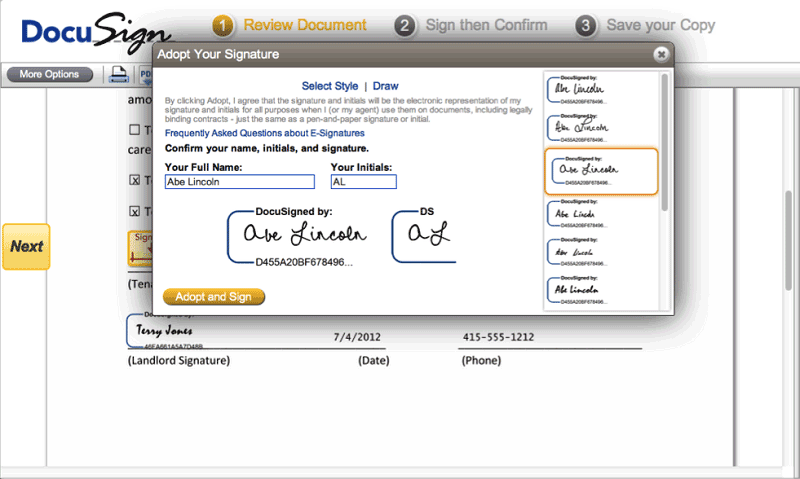 best signature app for ipad