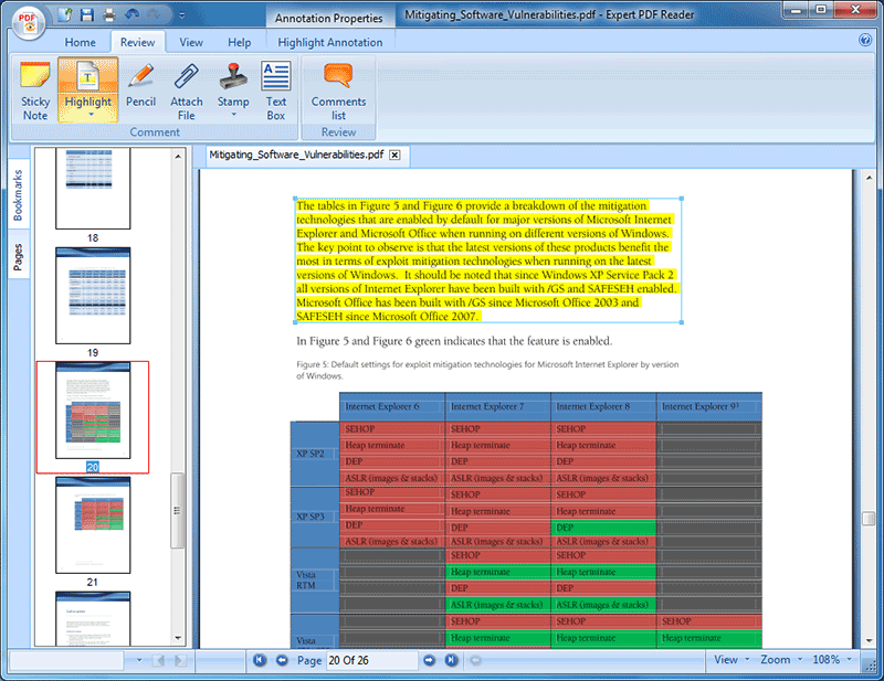 leitor de pdf reader para o windows 8