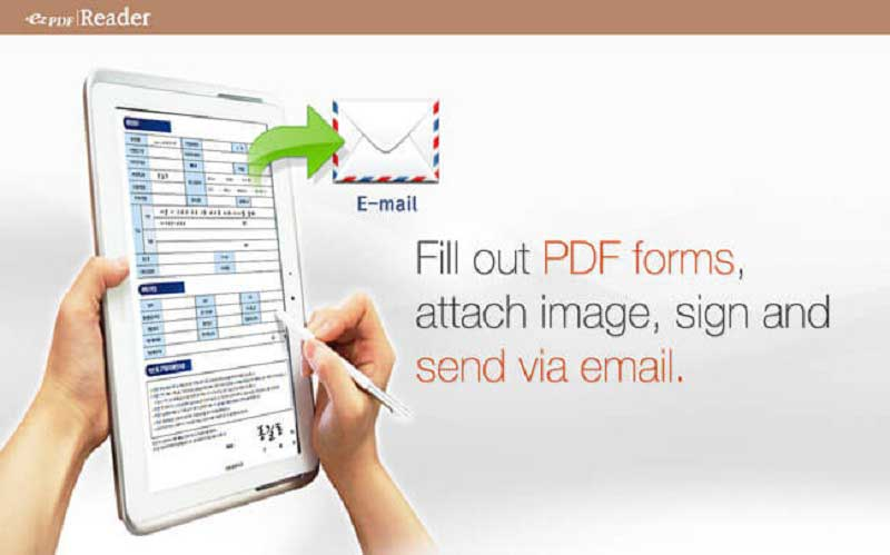 application pdf pour mobile