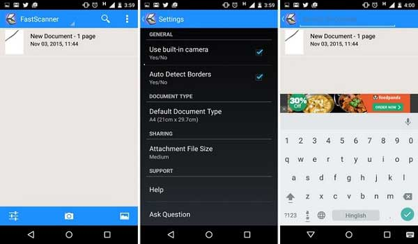 Top 11 Free PDF Application for Android | Wondershare PDFelement