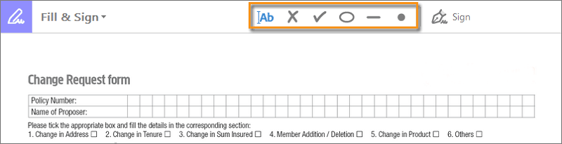 Adobe Acrobat Forms? Let's Fill out PDF Forms with Acrobat Now