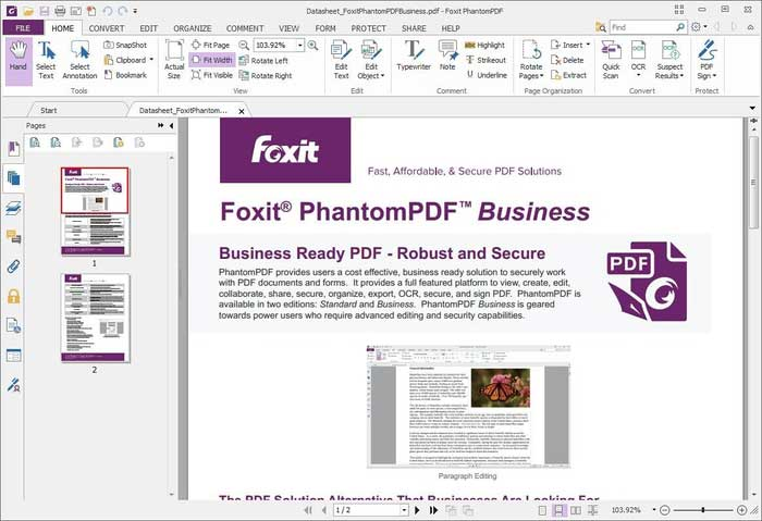 pdf editor windows