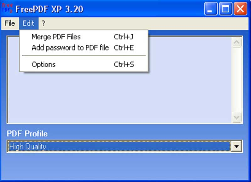 pdf printer windows