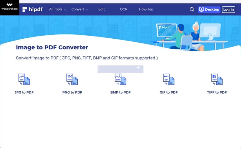 how to convert scanned documents to PDF