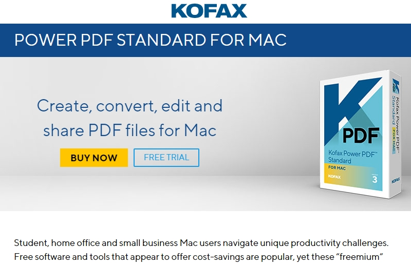 5. Pdf-Xchange For Mac