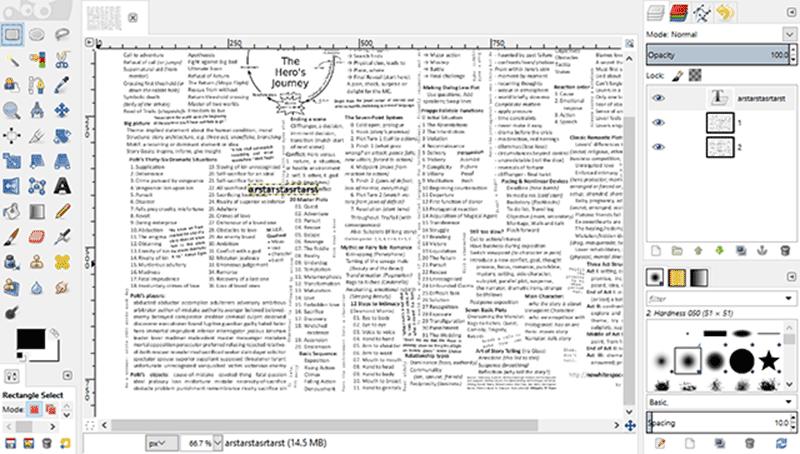 linux pdf editing