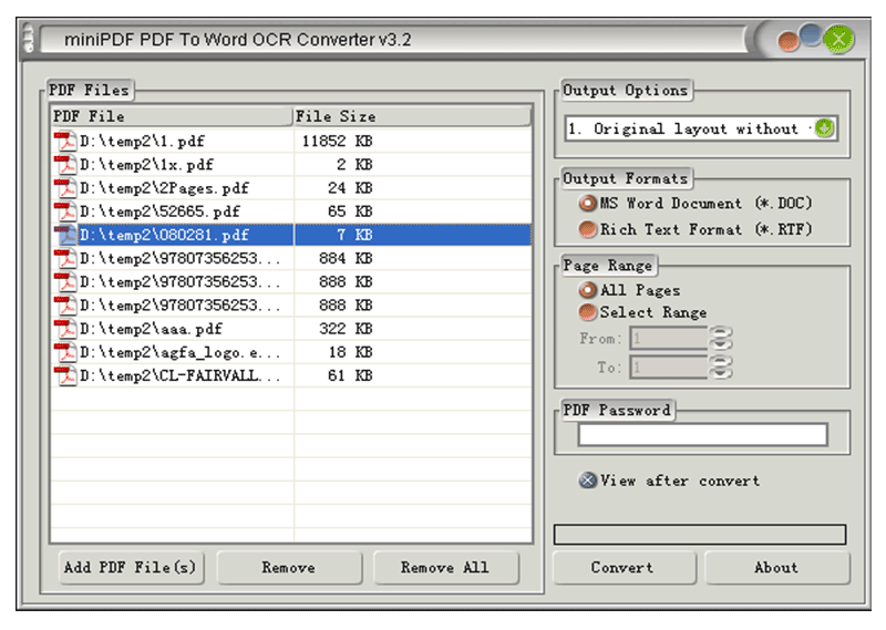 Convert XML to PDF - Free and Online