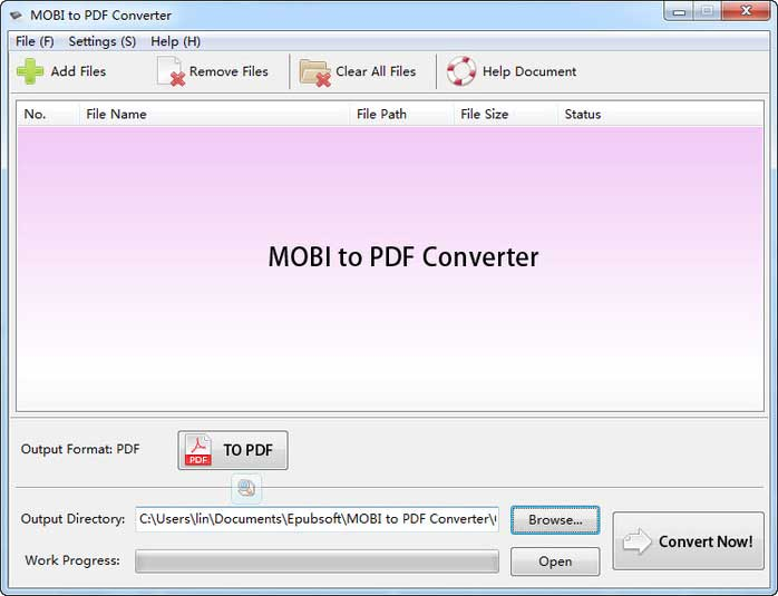 Image result for mobi files to pdf