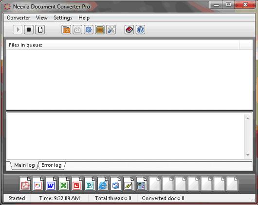 neevia free pdf converter