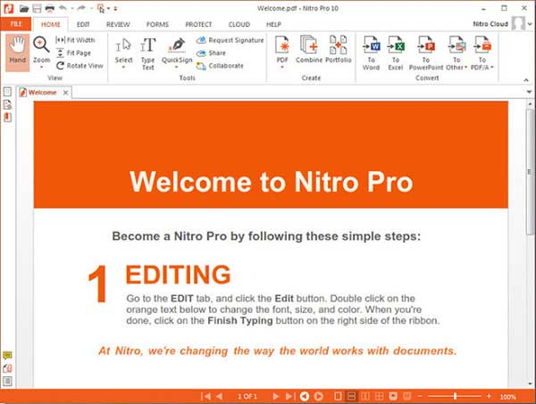 الالكترونية Nitro Enterprise 11.0.5.270 (X86 X64) keygen 2018,2017 nitro-interface-2.jp