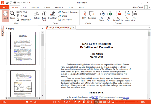 pdf protection software
