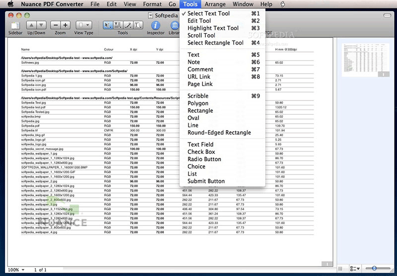excel to pdf free