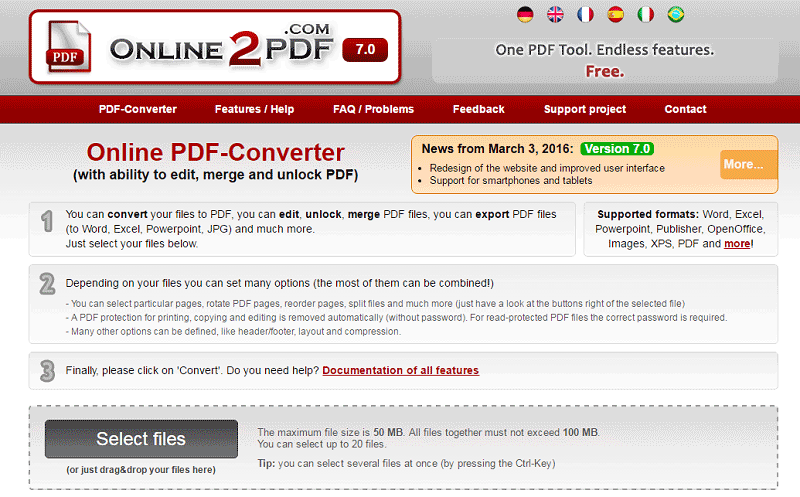 top 6 online excel to pdf converter wondershare pdfelement