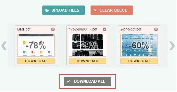 convertisseur de taille de fichier pdf