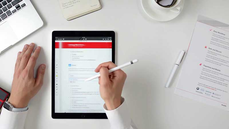 How to Use PDF Expert Support Apple Pencil
