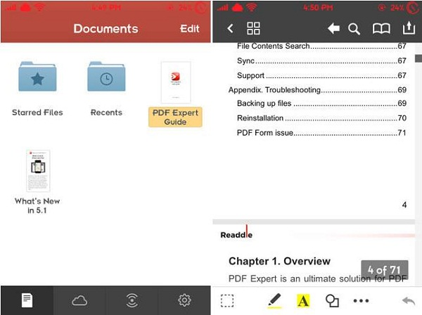 best pdf editor for ipad