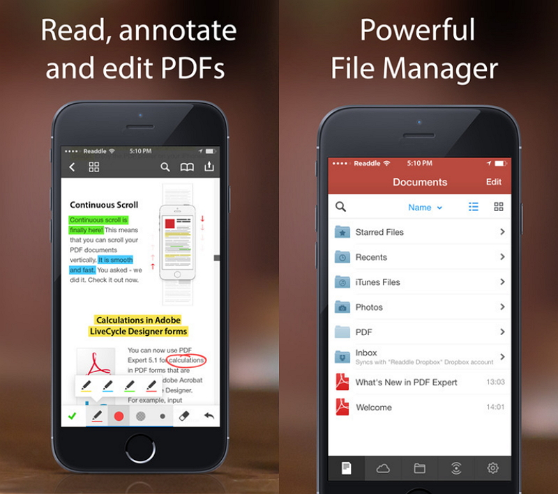 Top 5 Free PDF Apps for iPad and iPhone | Wondershare PDFelement