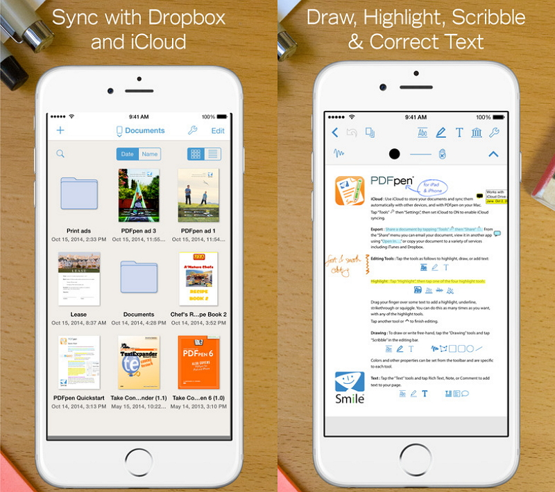 pdf pen app