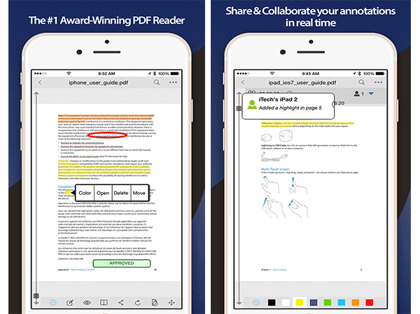 Top 5 Free Apps Similar to PDF Expert for iPad | Wondershare