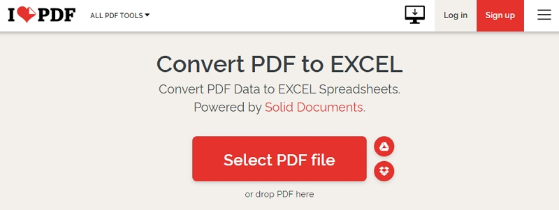 word to excel I love pdf