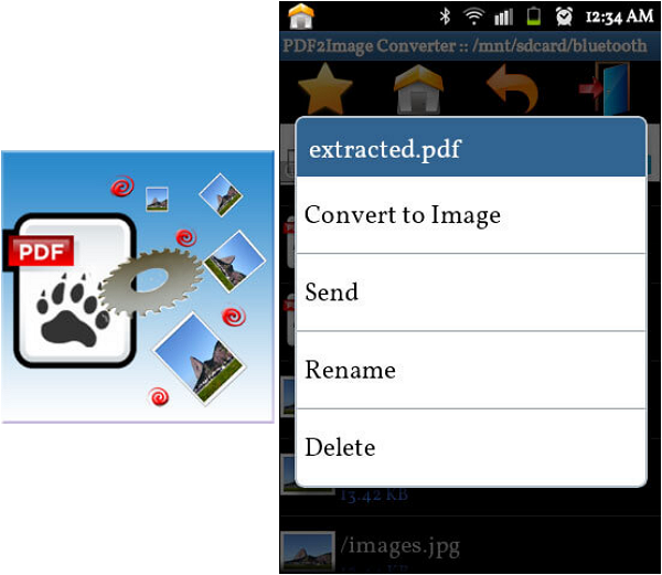 Top 5 Android PDF to JPG Converter Apps | Wondershare PDFelement
