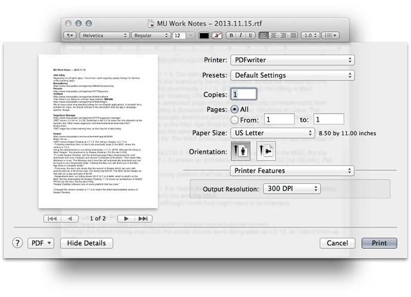 cutepdf writer free download for mac