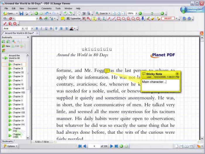 pdf reader for pc