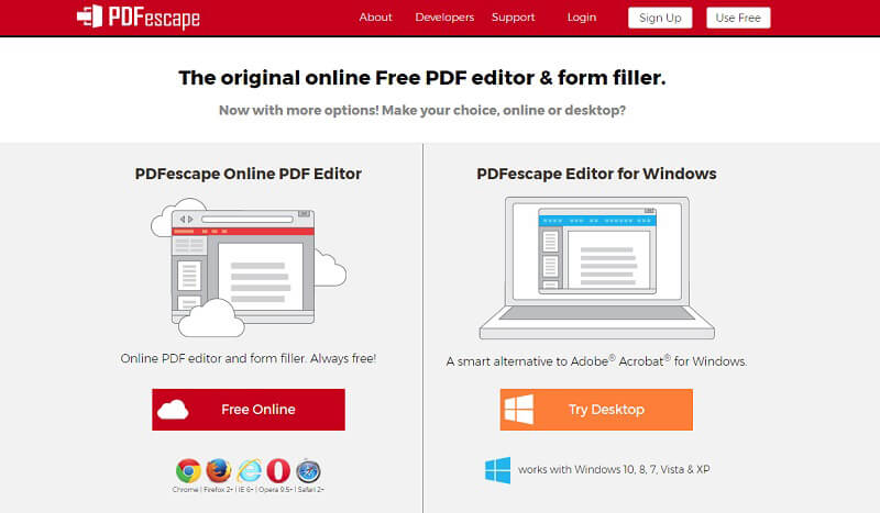 windows pdf editor