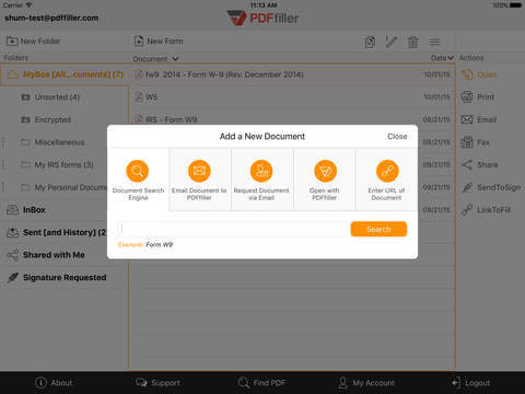 application éditer pdf